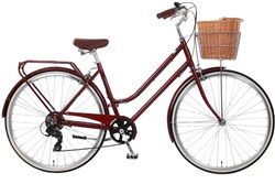 Product image for Dawes Duchess Deluxe Womens 2017 - Hybrid Classic Bike