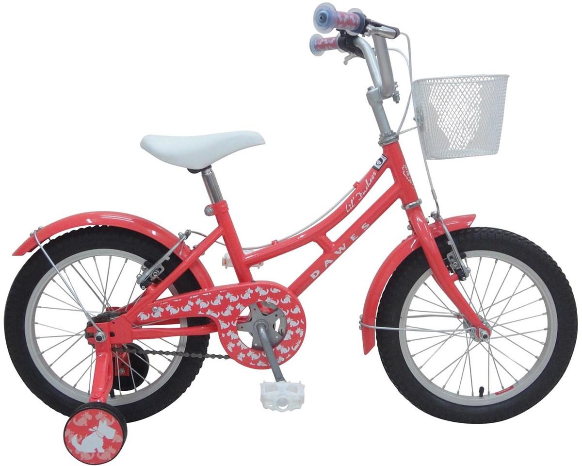Dawes Lil Duchess 16w Girls 2019 - Kids Bike | City-cykler
