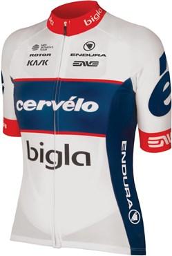 Endura Cervelo Bigla Team Womens Short Sleeve Jersey