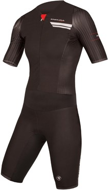 Endura QDC Drag2Zero Womens Short Sleeve Tri Suit