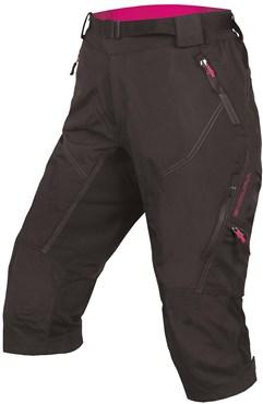 Endura Hummvee 3/4 Womens Shorts II