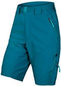 Endura Hummvee Womens Cycling Liner Shorts II