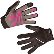 Endura Hummvee Plus Womens Long Finger Gloves