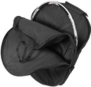 Halo Padded Travel Bag For Wheels - Universal