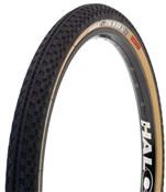 "Halo Skinwall Twin Rail 26"" Tyre"
