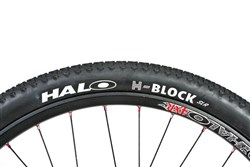 "Halo H-Block 26"" Tyres"