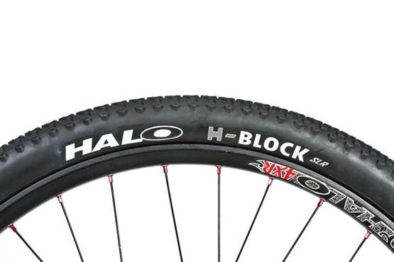 "Halo H-Block 26"" Tyres"