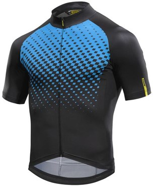 Mavic Cosmic Graphic Short Sleeve Cycling Jersey SS17  f123c287f