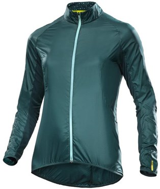 Mavic Womens Sequence Windproof Cycling Jacket AW17