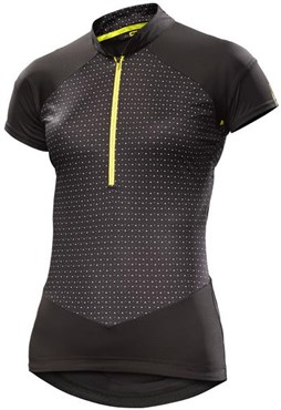 Mavic Womens Sequence Graphic Short Sleeve Cycling Jersey AW17