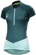 Mavic Sequence Graphic Cycling Womens Short Sleeve Jersey