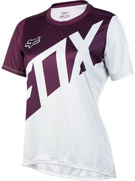 Fox Clothing Ripley Womens Short Sleeve Jersey AW17