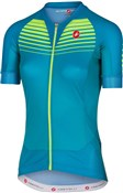 Castelli Aero Race FZ Cycling Womens Short Sleeve Jersey
