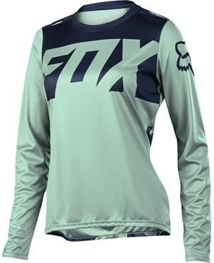 Fox Clothing Ripley Womens Long Sleeve Jersey AW17