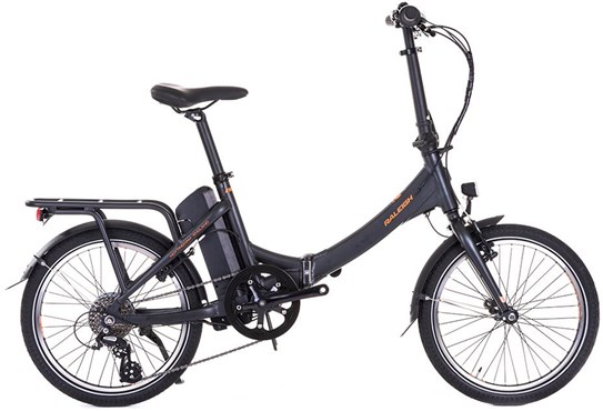 "Raleigh Stow-E Way Folder 20"" 2018 - Electric Hybrid Bike"