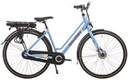 Raleigh Array Hub Emotion 7 Speed 700c Womens 2018 - Electric Hybrid Bike
