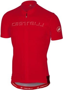Castelli Prologo V Short Sleeve Cycling Jersey
