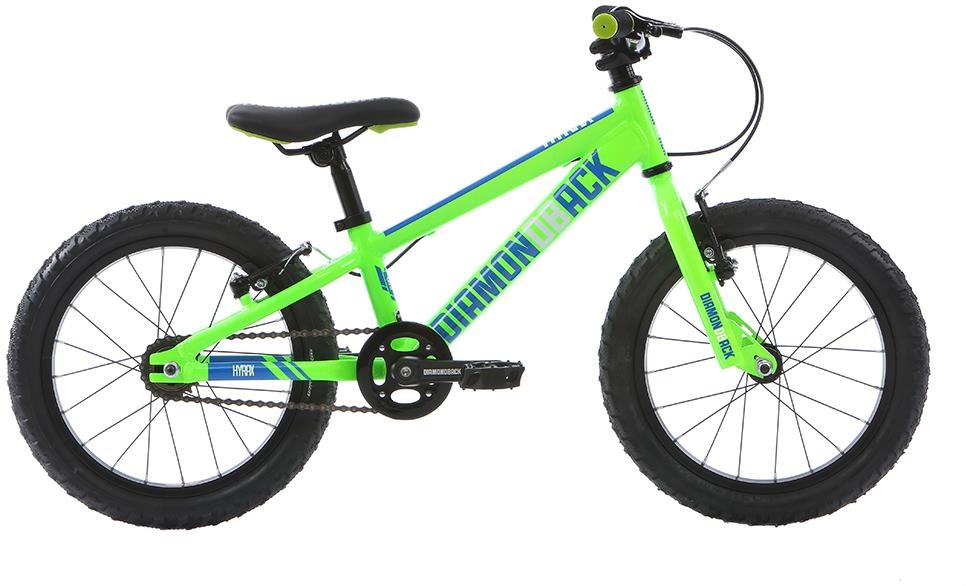 DiamondBack Hyrax 16w 2018 - Kids Bike | City-cykler
