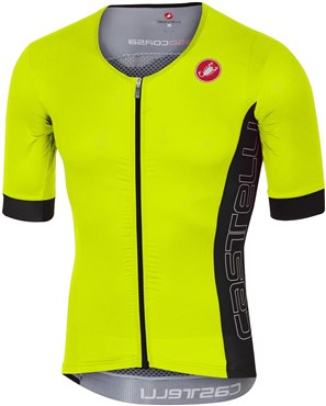 Castelli Free Speed Race Short Sleeve Cycling Jersey SS17