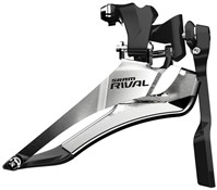 Product image for SRAM Rival 22 Front Derailleur Yaw Braze-On With Chain Spotter
