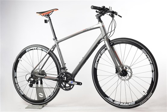 Giant Rapid 0 - Nearly New - M/L 2017 - Bike