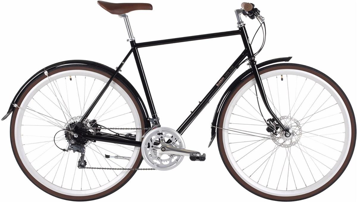 Bobbin Dark Star 2017 - Hybrid Classic Bike | City-cykler