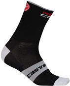 Product image for Castelli Rosso Corsa 13 Cycling Socks