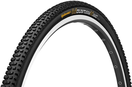 Continental Mountain King CX PureGrip Cyclocross Folding Tyre