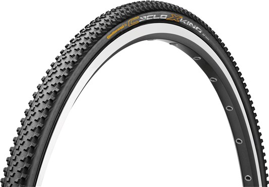 Continental CycloXKing PureGrip Cyclocross Folding Tyre