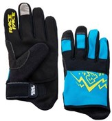 Race Face Dewey Long Finger Youth Gloves