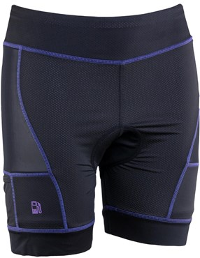 Race Face Stash Womens Liner Shorts