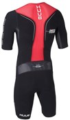 Huub Dave Scott Sleeved Long Course Black Triathlon Suit