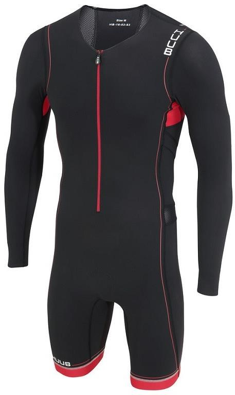 Huub Core Full Sleeve Triathlon Suit | swim_clothes
