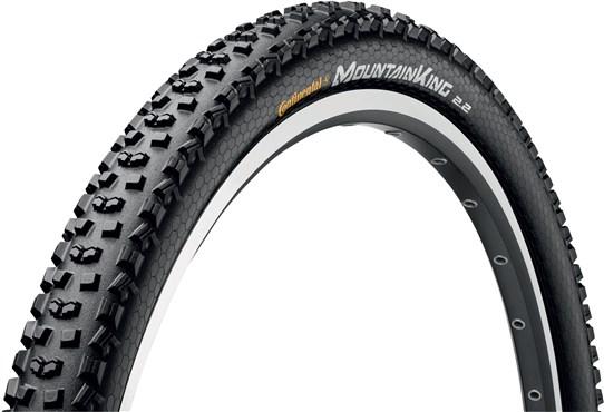 Continental Mountain King II PureGrip 26 inch MTB Tyre