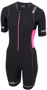 Huub Core Sleeved Long Course Womens Triathlon Suit