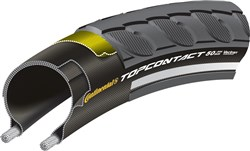 Continental Top Contact Reflective 27.5 inch MTB Folding Tyre