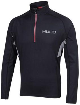 Huub Core Training Long Sleeve Half Zip Top