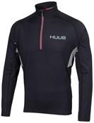 Product image for Huub Core Training Long Sleeve Half Zip Top