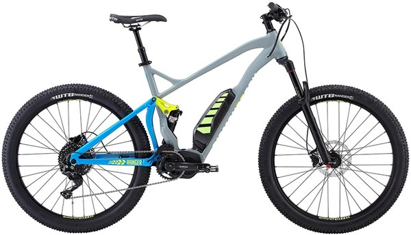 DiamondBack Ranger 2.0 27+ FS 2017 - Electric Mountain Bike
