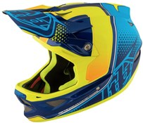 Product image for Troy Lee Designs D3 MTB Full Face Cycling Helmet 2017