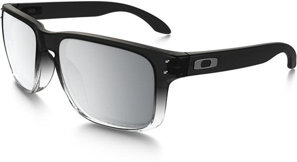 Oakley Holbrook Polarized Dark Ink Fade Sunglasses