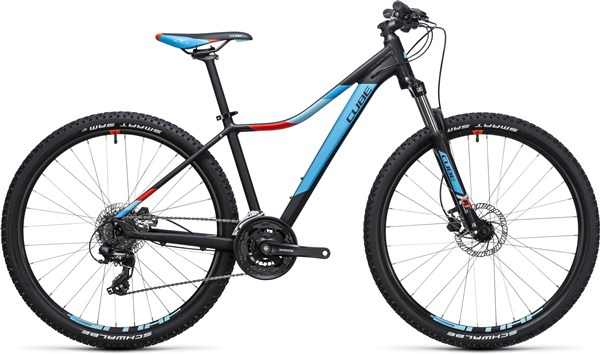 "Cube Access WLS Disc 29er Womens - ExDemo - 17"" Mountain Bike 2017 - Hardtail MTB"