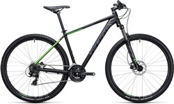 """Product image for Cube Aim Pro 29er - ExDemo - 17"""" Mountain Bike 2017 - Hardtail MTB"""