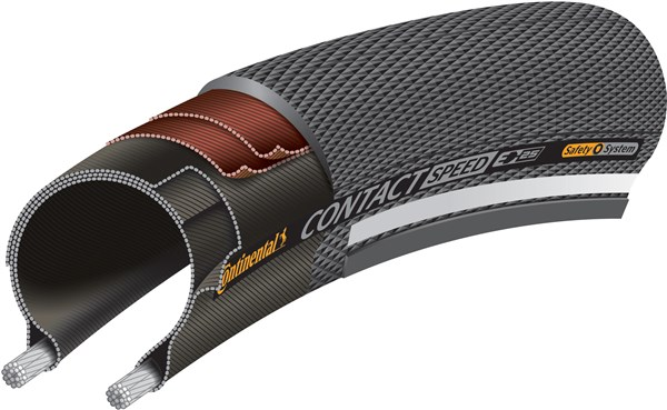 Continental Contact Speed Reflective 27.5/650b Tyre | Tyres