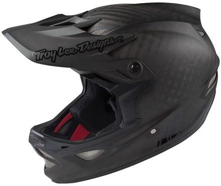 Troy Lee Designs D3 Carbon MTB Full Face Cycling Helmet 2018 | Hjelme
