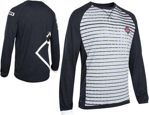 Ion Scrub Amp Long Sleeve Jersey 2017