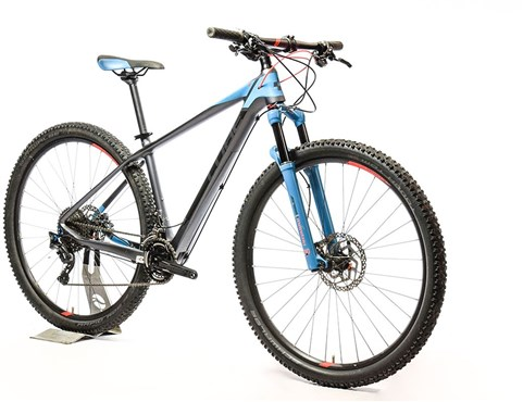 "Cube Reaction GTC 29 - Nearly New - 17"" - 2016 Mountain Bike"