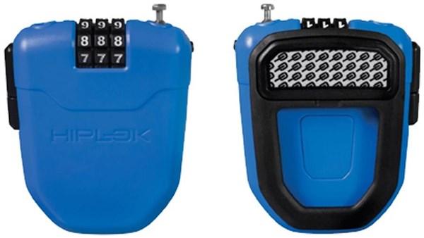 Hiplok Fx Wearable Retractable Combination Lock