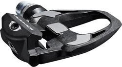 Product image for Shimano PD-R9100 Dura-Ace Carbon SPD SL Road pedals