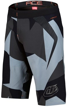 Troy Lee Designs Ace 2.0 MTB Cycling Shorts with Bib Shorts